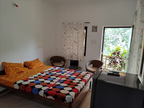 5 Bed Rooms at Farm House, Keri, Arambol Beach