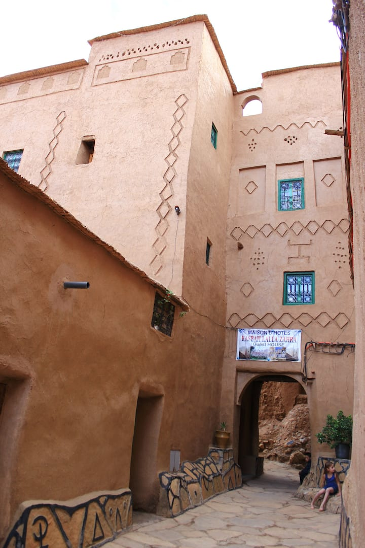 Guest house kasbahlallazahra todra