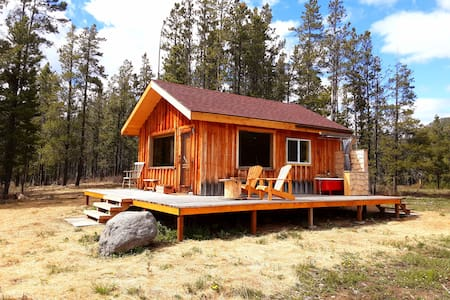 Lincoln Creek Cabin