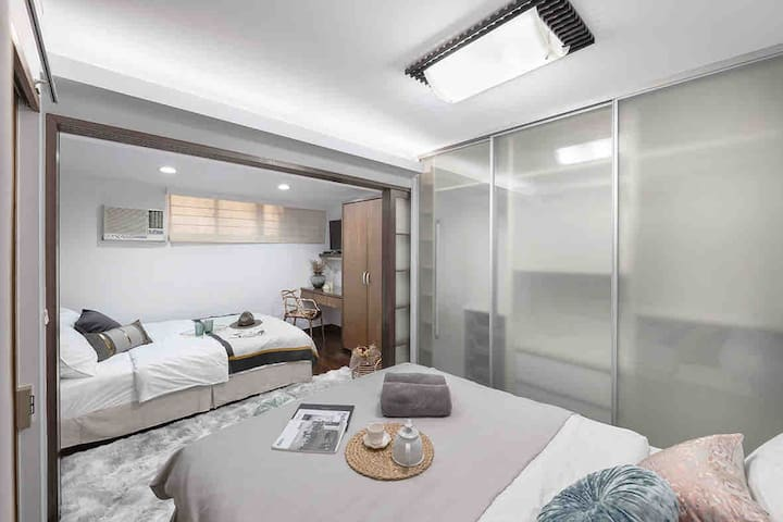 Cozy Room In The City @永康師大商圈, 5 mins to MRT