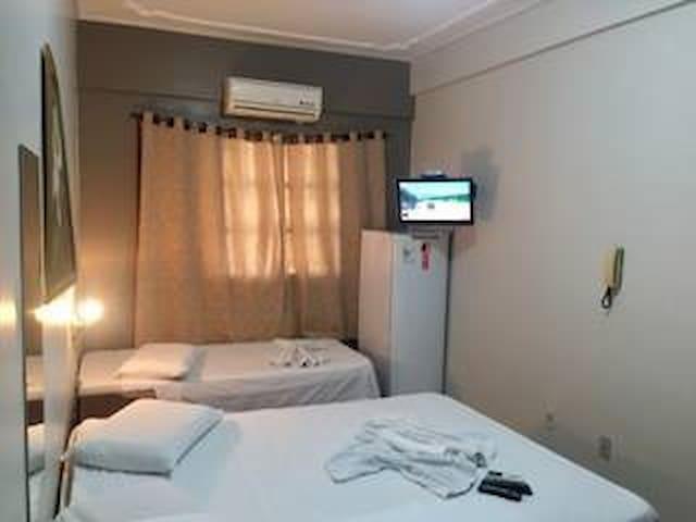 Hotel Khatib - Uruguaiana - Apartamento