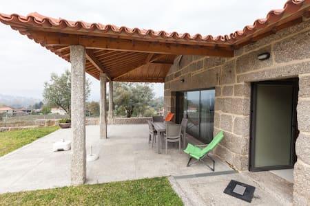 Casa Cima de Vila - XVIII siecle in countryside - Fafe - Σπίτι