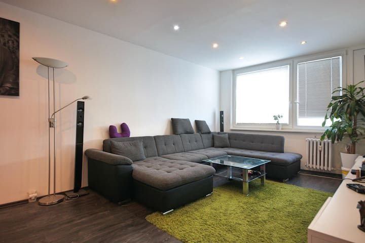New Cosy Apartment With Private Room And Free Wifi