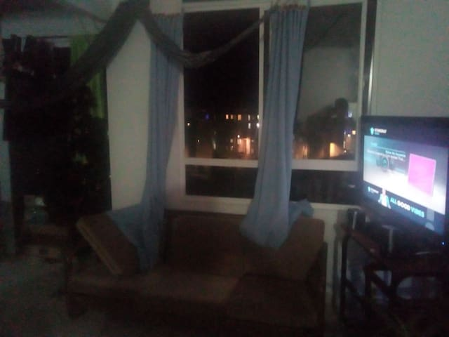 Casa con vistas verdes, tranquilidad, english
