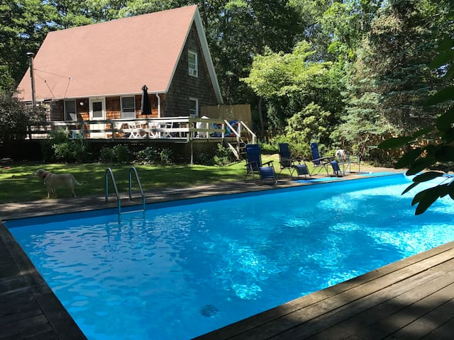Pool is open from Memorial Day to Labor Day