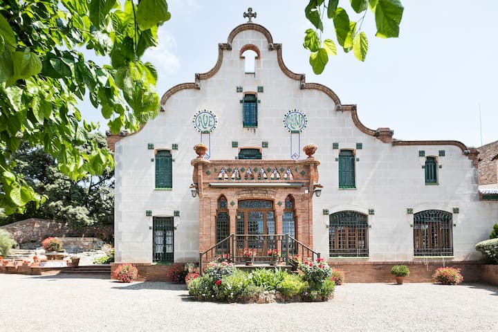 Can Borrell Weddings & Events - Castellar del Vallès - Casa
