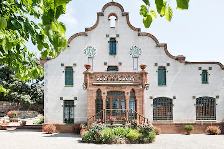 Can Borrell Weddings & Events - Castellar del Vallès - House