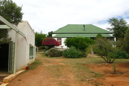 Hope street home in Klein Karoo - De Rust - Casa