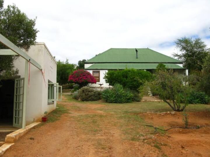 Hope Street Studios in Klein Karoo