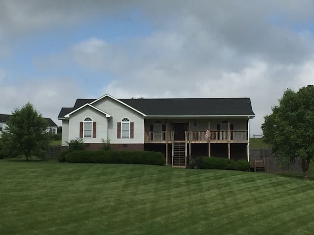 Country Home with Gorgeous Views! - Pulaski - House