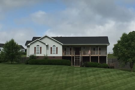 Country Home with Gorgeous Views! - Pulaski - 獨棟