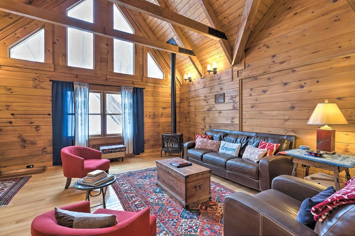 'Owl Lodge - Relax or Get Adventurous'