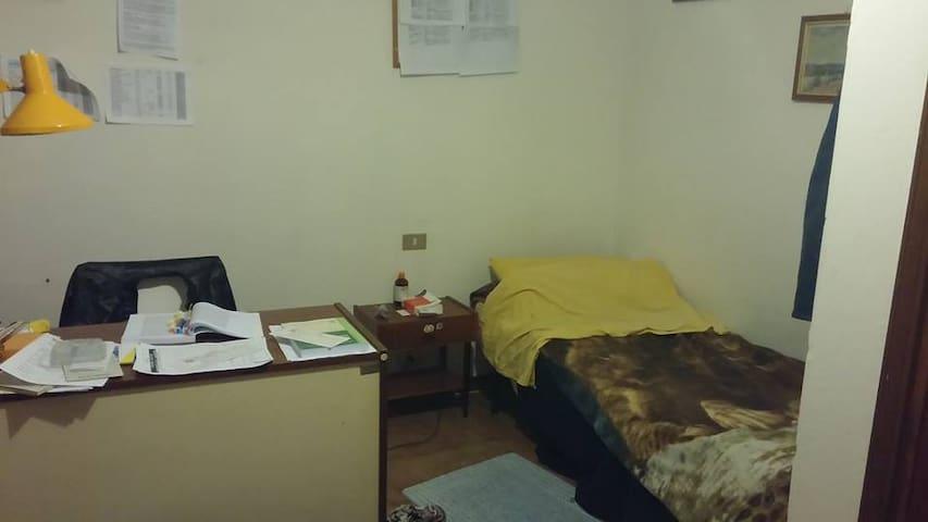 stanza singola in zona stazione per agosto - Pavía - Apto. en complejo residencial