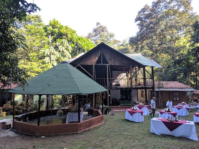 Cabaña en Rio Claro - Doradal- Antioquia