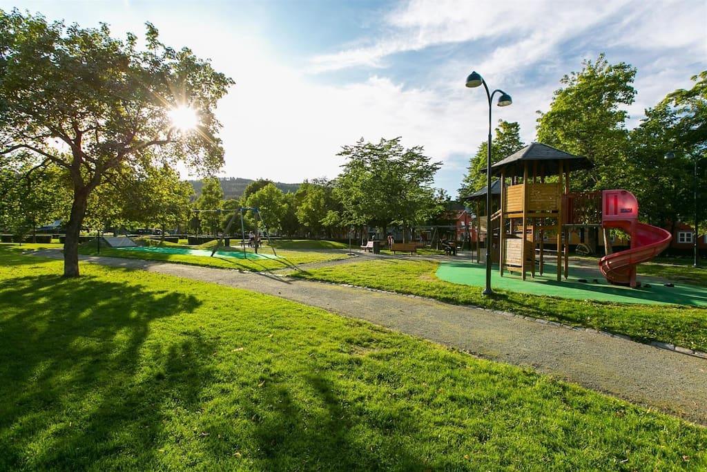 Ila park(20m)