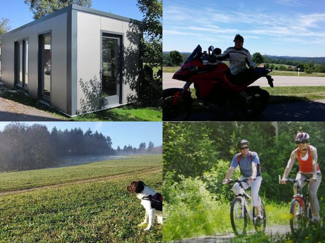 Münsingen  Ferienwhg. Klimaneutral  1-4 Personen