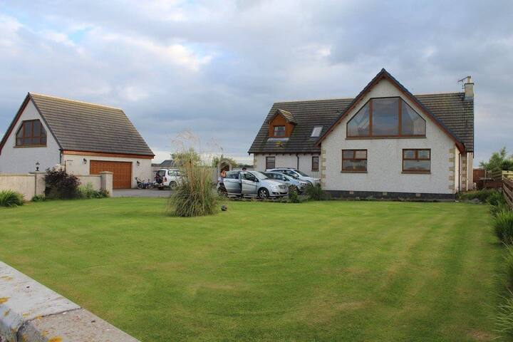 valleyview house bed and breakfast ,murkle, thurso