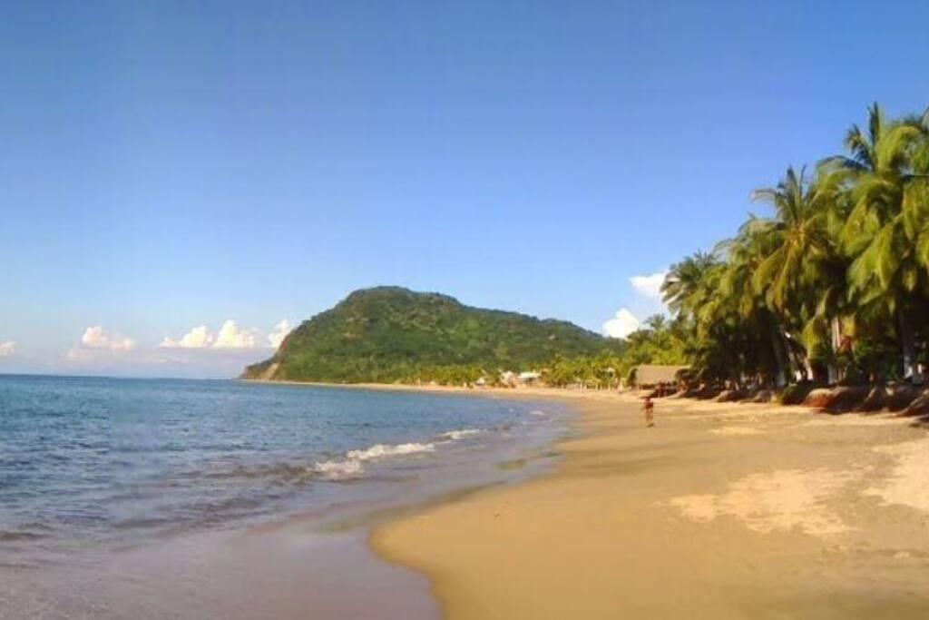 Lo De Marcos Beach North