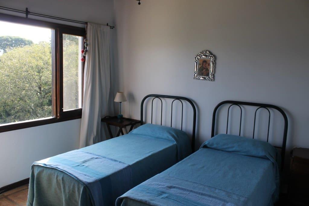 Habitación doble - Dos camas