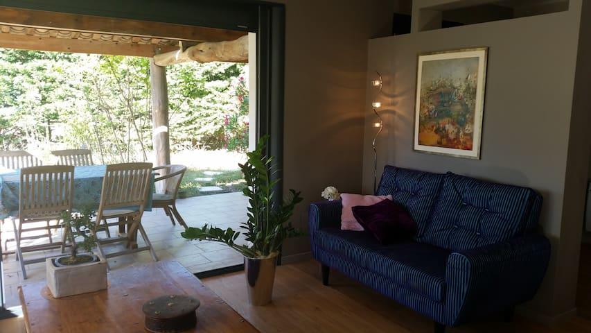 Maison confortable, Roussas, proche A7 - Roussas - Hus