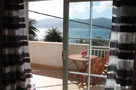 Apartment Anka,sunny apartment  20m from the beach - Viganj - Apartemen