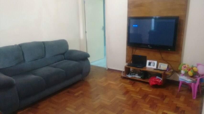 Casa tranquila e confortável