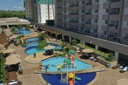 Apartamento Flat Enjoy Olimpia Park Resort