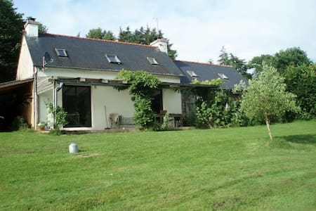 Eco-friendly rural retreat - Le Haut-Corlay