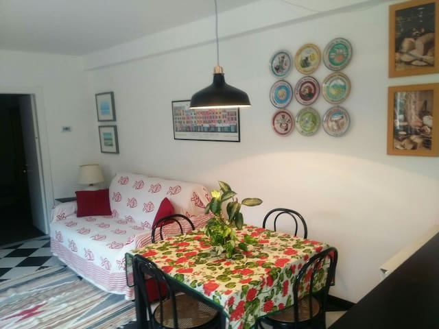 Al Lavadore, nel verde vicino al mare - Celle Ligure - Appartement