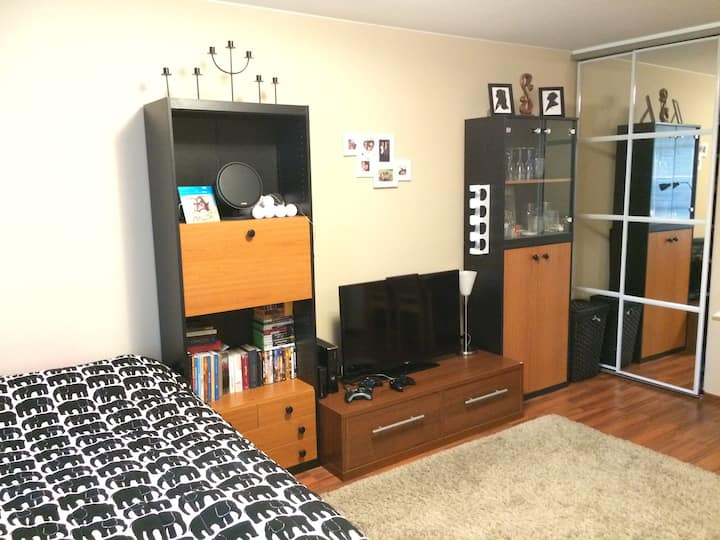 Apartment in Lahti center