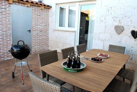 Casa Rural a 20 min de Burgos 4**** en Montorio