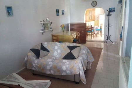 Beautiful 2 room apartment in Leros, Greece. - Agia Marina - Dům