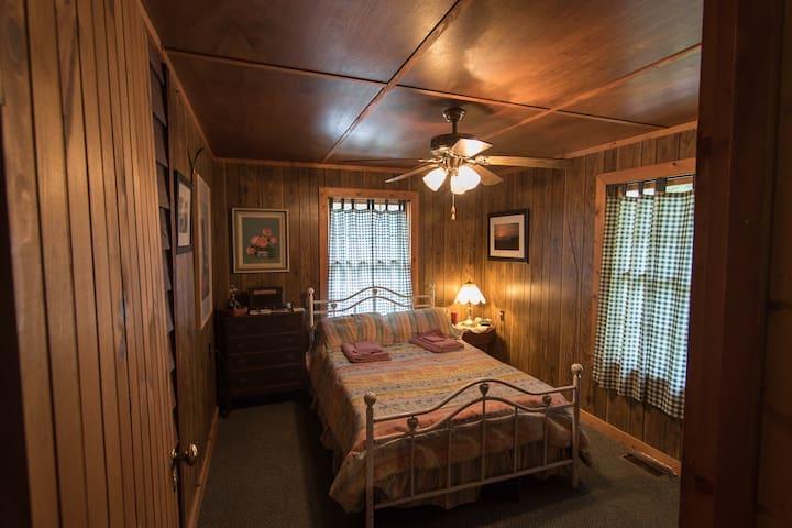 Chattahoochee National Forest cabin - Blairsville