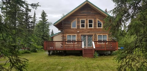 The Magic House in the Heart of Kenai