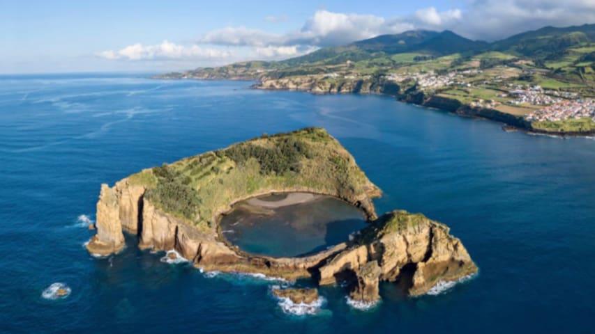 Galão d'Vila (T1) Breathtaking Ocean View