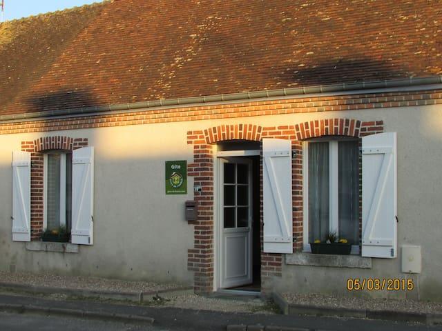 GITE PROCHE DES CHATEAUX ET ZOO DE BEAUVAL - Soings-en-Sologne - Hus