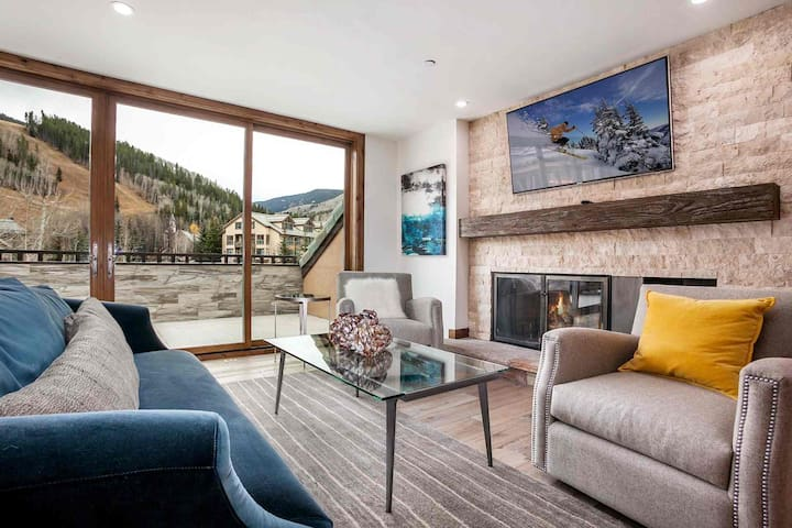 5th Floor Beaver Creek Lodge Condo, Panoramic Views, Newly Upgraded, Convenient to Lifts & Village!