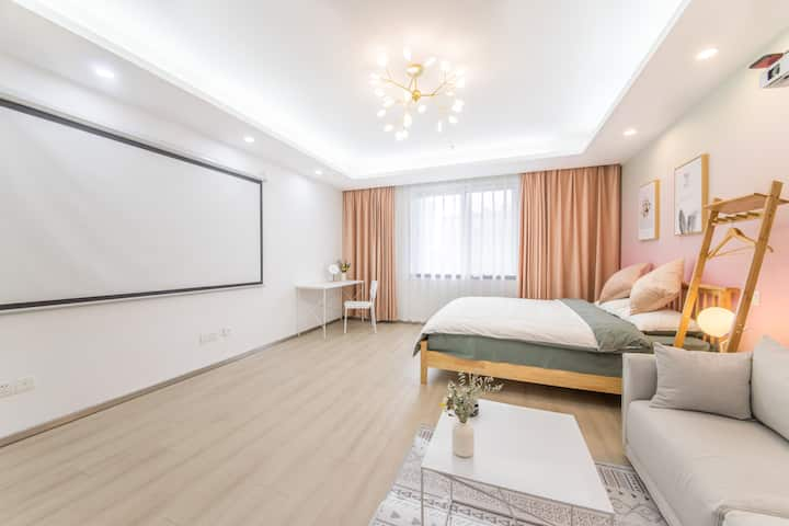 【暮光云逸】扬州东关街个园旁古运河畔北欧品质公寓