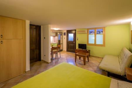 The Green Suite (Villa Mazourka)