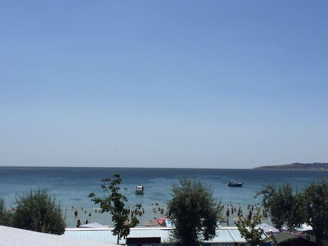 Ultralux floor at seaside buyukcekmece istanbul - Büyükçekmece - Apartamento