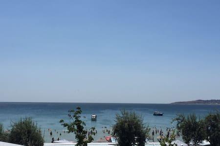Ultralux floor at seaside buyukcekmece istanbul - Büyükçekmece - Lägenhet