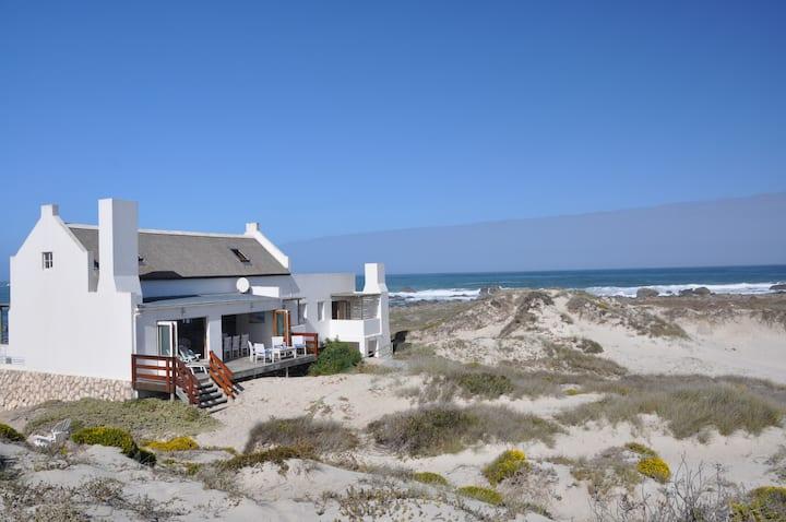 The Beach House - a private house on the beach