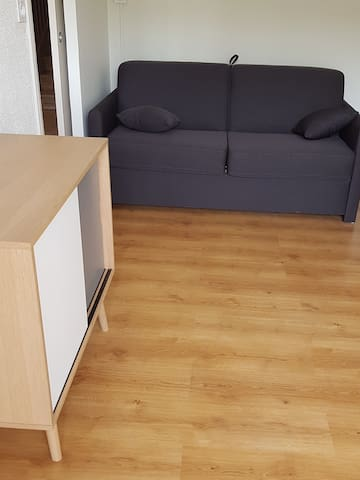 Nice Flat for 2 persons in the center of the town