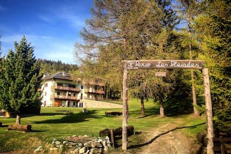 MAGIC RETREAT ON THE ALPS - Col de Joux - Wohnung