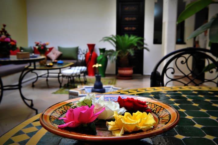 MENARA double room - Riad DAR NOSSA Marrakech
