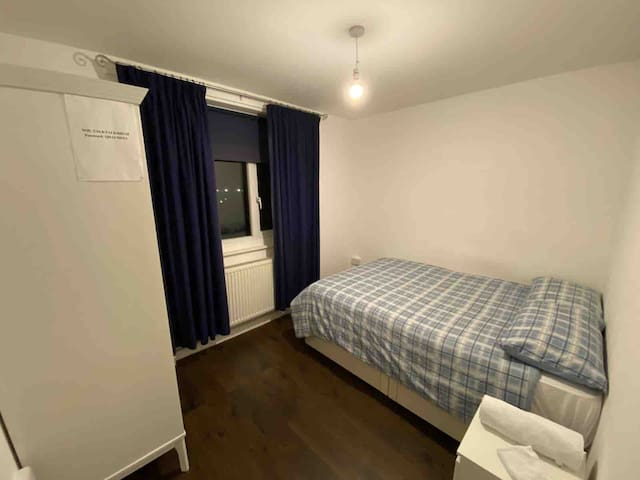 ★ Comfy Double BR near Canary Wharf/Greenwich/02 ★