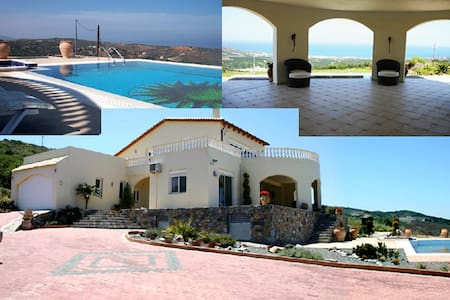 Villa Orianna with Private Pool - Milatos - Vila