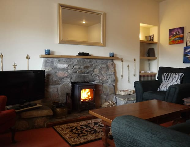 No14 Railway Terrace, Central Aviemore - Aviemore - House