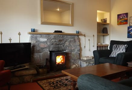 No14 Railway Terrace, Central Aviemore - Aviemore