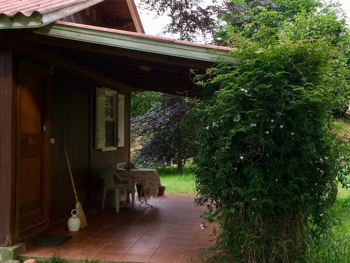 The Cabin, back to nature in Galicia